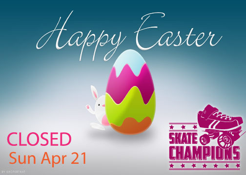 Closed on Easter