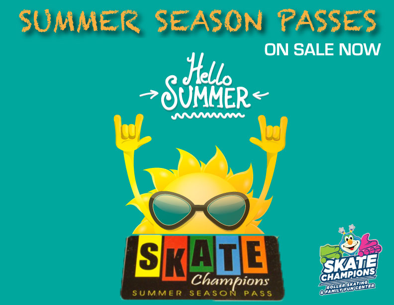 Summer Season Passes on sale now!