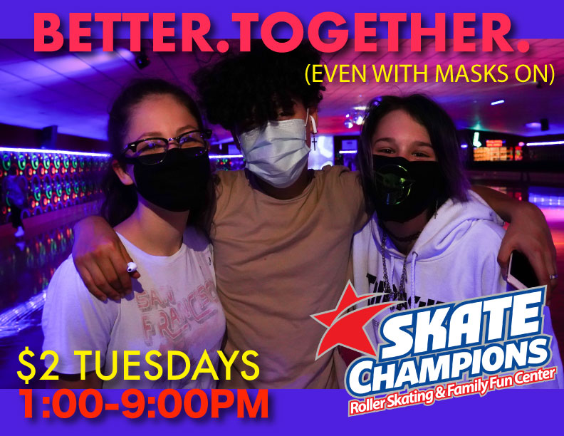 Better Together Tuesdays